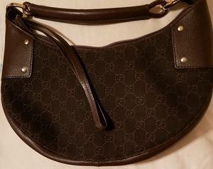 Gucci Vintage Hobo Handbag